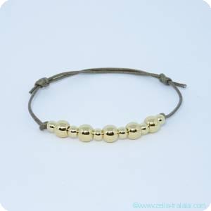 Les autres bracelets femme, plaqué or